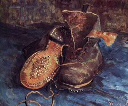 Van Gogh - Paio di scarpe