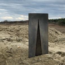 FRANCIS sculpture